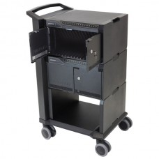 Tablet Management Cart 32, with ISI - for iPad