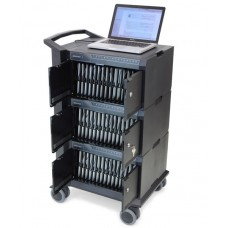 Tablet Management Cart 48, with ISI - for iPad