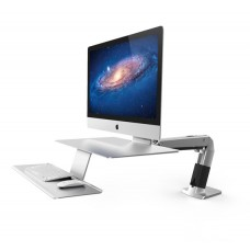 WorkFit-A, Sit-Stand Workstation - for Apple