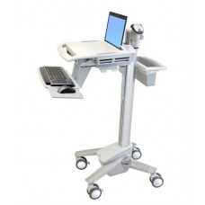 StyleView® EMR Laptop Cart